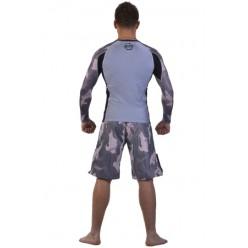 Шорты для ММА Berserk-sport CAMO grey
