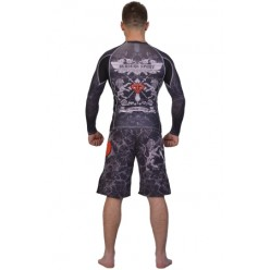 Шорты для MMA WARRIOR SPIRIT black