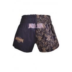 Шорты Berserk-sport Muay Thai Fighter black
