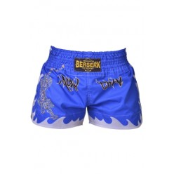 Шорты Berserk-sport  Muay Thai Fighter blue