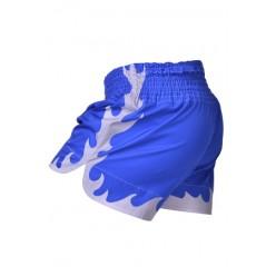 Шорты Berserk-sport  Muay Thai Fighter blue