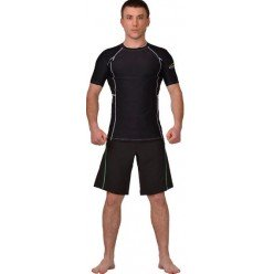 Шорты BERSERK LITHE WORKOUT black/green