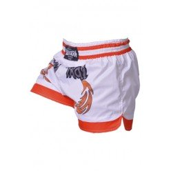 Шорты Berserk-sport  Muay Thai Fighter white