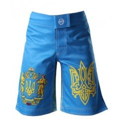 Шорты BERSERK HETMAN KIDS blue