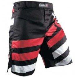 Бойцовские шорты Hayabusa Black Red White
