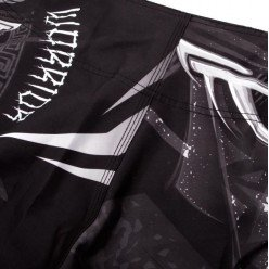 Шорты Venum Gladiator 3.0 Fightshorts - black/white
