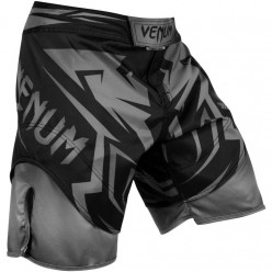 Шорты Venum Shadow Hunter Black Grey