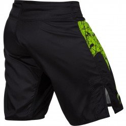 Шорты Venum Giant Fightshorts - black/yellow