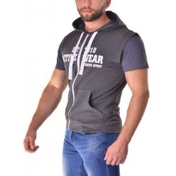 Толстовка-безрукавка Berserk Challenger WORKDAY VEST dark grey
