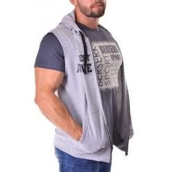 Толстовка-безрукавка Berserk Challenger WORKDAY VEST grey