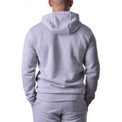 Толстовка Berserk Premium grey (с начесом)
