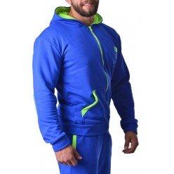 Толстовка Berserk Mobility blue