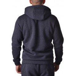 Толстовка Berserk Premium dark grey (с начесом)