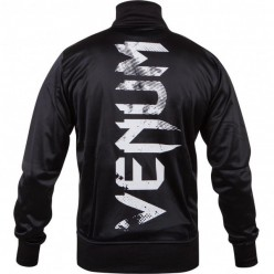 Спортивная кофта Venum Giant Grunge Jacket Black Grey