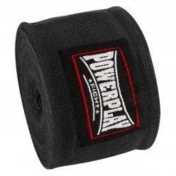 Бинти для боксу PowerPlay 3047 Чорні (4м)