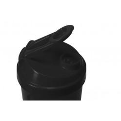 Шейкер спортивний Shake360 500ml з контейнером Black