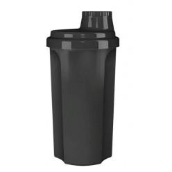 Шейкер спортивний SHAKERSKY 700 ml Black