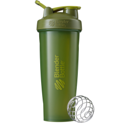 Спортивный шейкер BlenderBottle Classic Loop 940ml Moss Green (ORIGINAL)