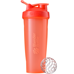 Спортивный шейкер BlenderBottle Classic Loop 940ml Coral (ORIGINAL)