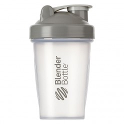 Шейкер спортивный BlenderBottle Classic 590ml Clear/Grey