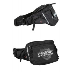 Сумка набедренная Power System Sport Belt Bag Fit Mate PS-7000 Grey