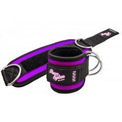 Манжети на лодыжку Power System Ankle Strap Gym Babe PS-3450 Purple