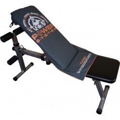 Фитнес-полотенце Power System Gym Bench Towel PS-7002 Grey (100*50)
