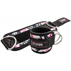 Манжети на лодыжку Power System Ankle Strap Camo PS-3470 Pink/Black