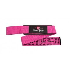 Лямки для тяги Power System G-Power Straps PS-3420 Pink
