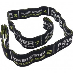Эластичная лента Power System Multilevel Elastic Band PS-4067