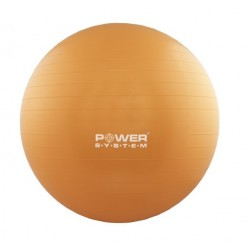 Мяч для фитнеса и гимнастики Power System PS-4012 65cm Orange