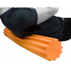 Ролик для йоги і пілатес PowerPlay 4020 (90*15см) Помаранчевий