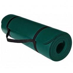 Килимок для йоги і фітнесу PowerPlay 4151 NBR 183*61*1.5 см Зелений