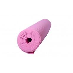 Килимок для фітнесу і йоги PowerPlay 4010 (183*61*0.4) Розовий
