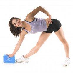 Блок для йоги PowerPlay 4006 Yoga Brick