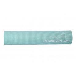 Килимок для фітнесу і йоги PowerPlay 4010 (183*61*0.6) М'яка ятний