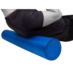Ролик для йоги і пілатес PowerPlay 4021 60*15см. Синій