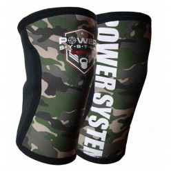 Наколенники для Crossfit Power System Knee Sleeves Camo PS-6032 S/M