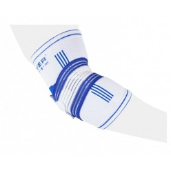 Налокотник спортивный Power System Elbow Support Pro PS-6007 Blue/White S/M