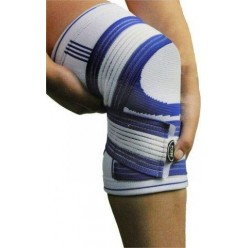 Наколенник спортивный Power System Knee Support Pro PS-6008 Blue/White S/M