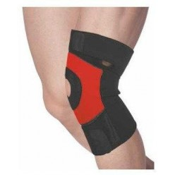 Наколенник спортивный Power System Neo Knee Support PS-6012 Black/Red M