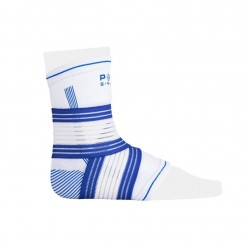 Спортивный бандаж на голеностоп Power System Ankle Support Pro PS-6009 Blue/White S/M