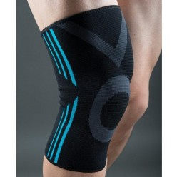 Наколенники спортивные Power System Knee Support Evo PS-6021 Black/Blue M