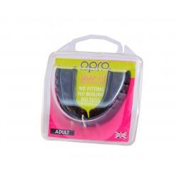 Капа OPRO Snap-Fit Jet Black (art.002139001)