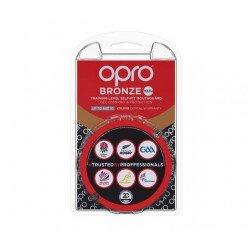 Капа OPRO Junior Bronze White (art.002185006)