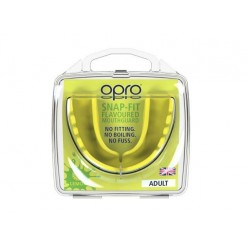 Капа OPRO Snap-Fit Lemon Yellow Flavoured (art.002139007)