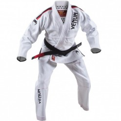 Кимоно Venum Absolute BJJ GI - белый цвет