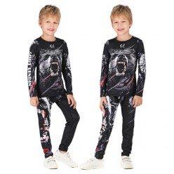 Комплект компрессионный детский Cody Lundin Grizzli