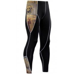 Компрессионные штаны Crossroad Gold