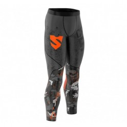 Компрессионные штаны SMMASH — Moro